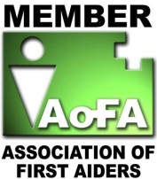 Association of First Aiders logo